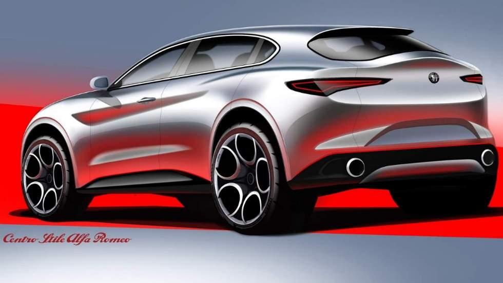 Alfa Romeo podría presentar un nuevo SUV en el Salón de Ginebra 2019