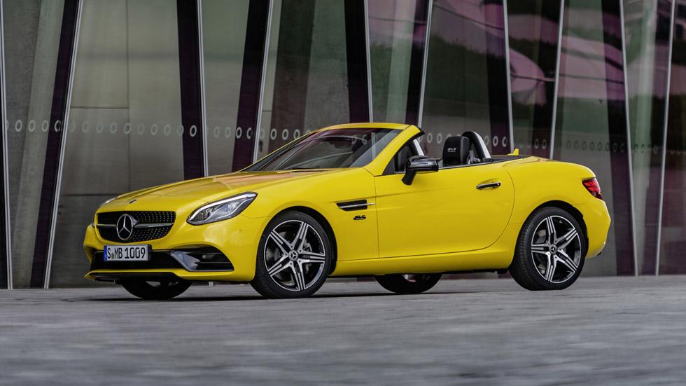 Mercedes SLC Final Edition: adiós al descapotable deportivo