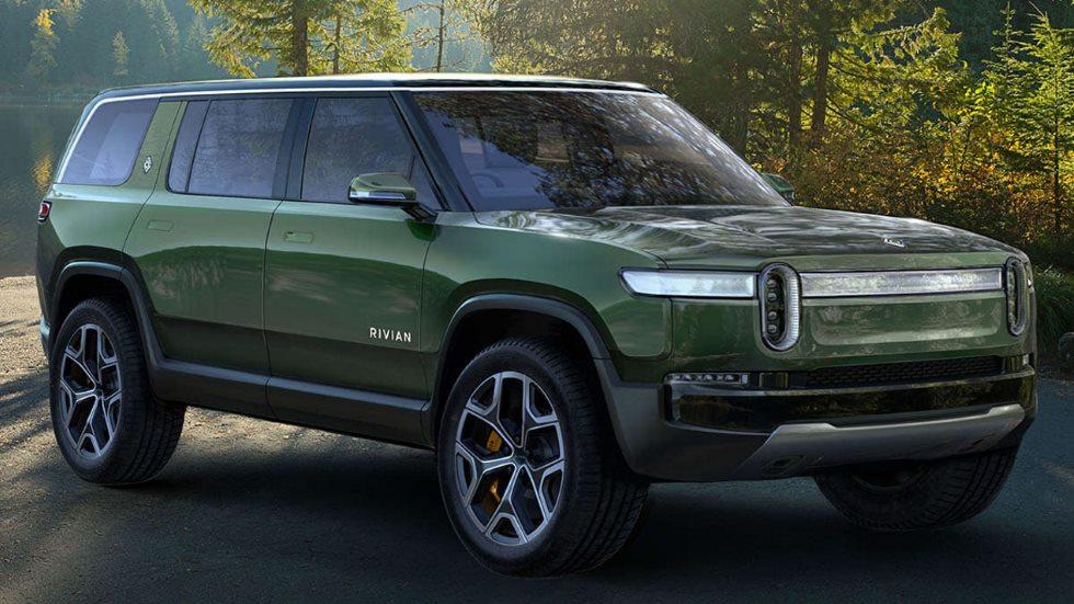 Rivian: así son el SUV y la pick up eléctrica que llegan con Amazon en 2020