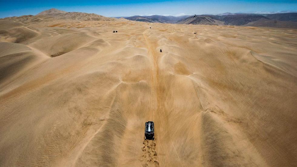 El Rally Dakar 2020, ¿en Arabia Saudita?