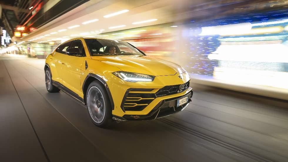 Lamborghini Urus: a prueba el nuevo SUV, todo un toro bravo
