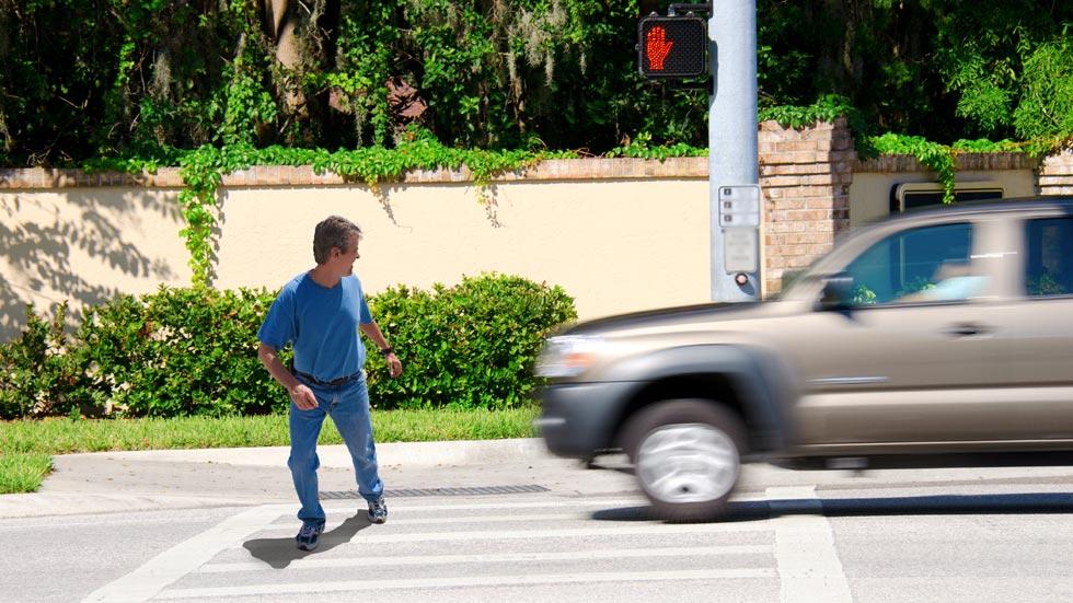 Cómo actuar en caso de atropello en accidente para tener derecho a indemnización
