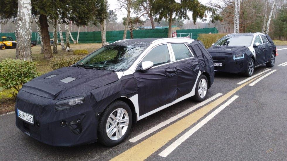 Kia Ceed PHEV 2019: probamos el nuevo coche híbrido enchufable