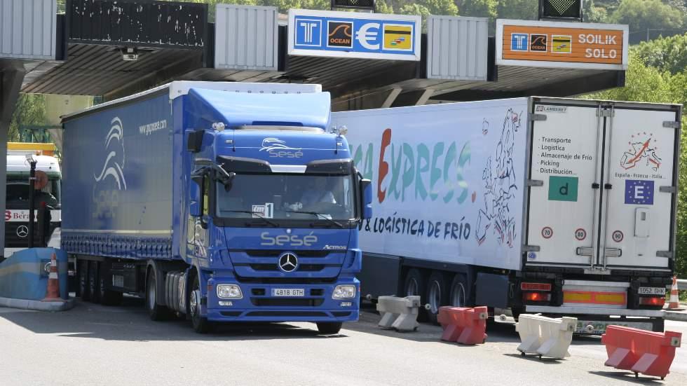 La UE impone nuevas y duras reducciones de emisiones a los camiones