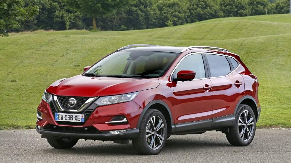 Nuevo Nissan Qashqai N-Style: el SUV líder, tuyo por 190 euros al mes