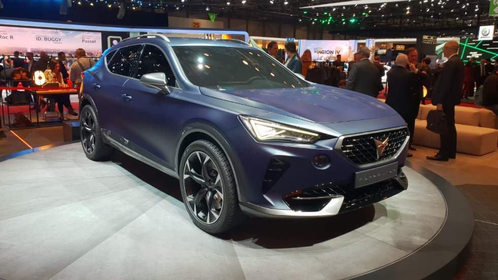 Cupra Formentor: todos los secretos del SUV coupé que llega en 2020
