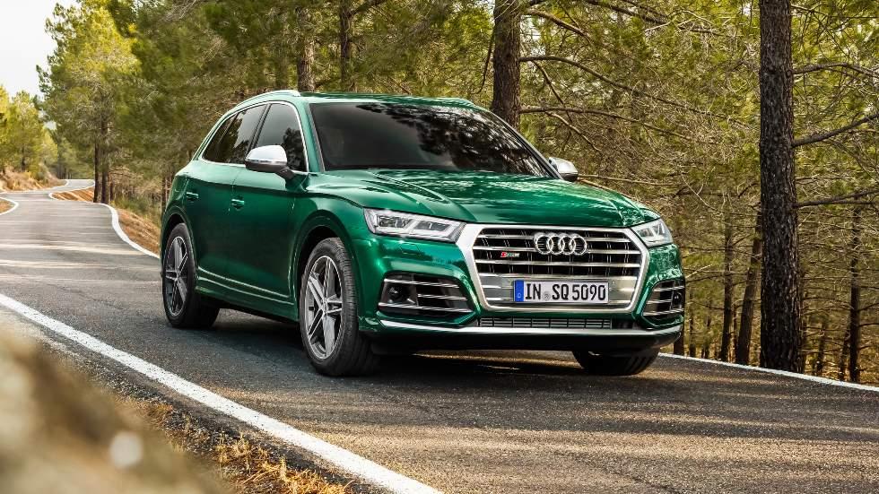 Audi SQ5 TDI 2019: primeros precios y nuevos datos del SUV deportivo Diesel