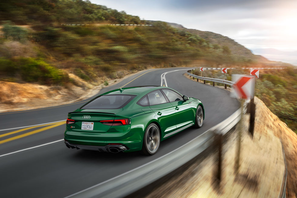 El Audi RS 5 Sportback 2019, ya a la venta en España: precio y detalles