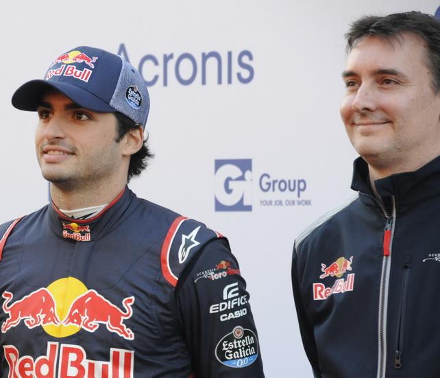 James Key en McLaren desde el 25 de marzo