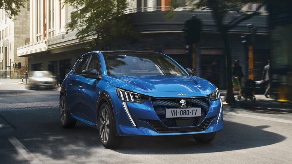 Peugeot e-208 2019: así es el nuevo utilitario eléctrico, a la venta en otoño