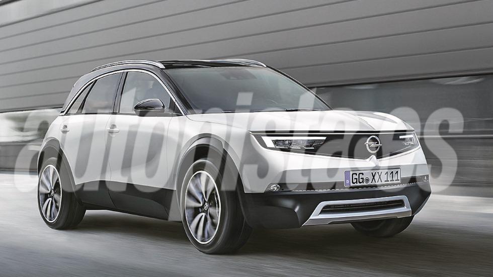 Opel Mokka X 2020: el nuevo SUV, también 100% eléctrico y producido por PSA