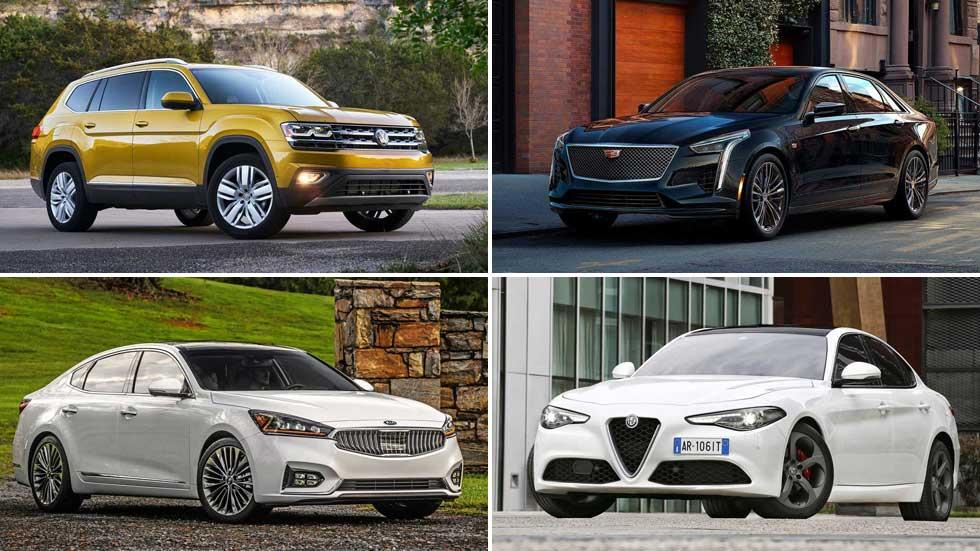Los 15 coches poco fiables que Consumer Reports no recomienda comprar