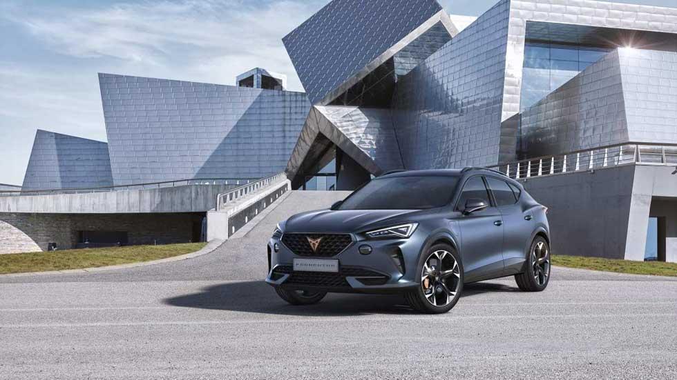 Cupra Formentor: todas las claves del nuevo SUV deportivo, en VÍDEO