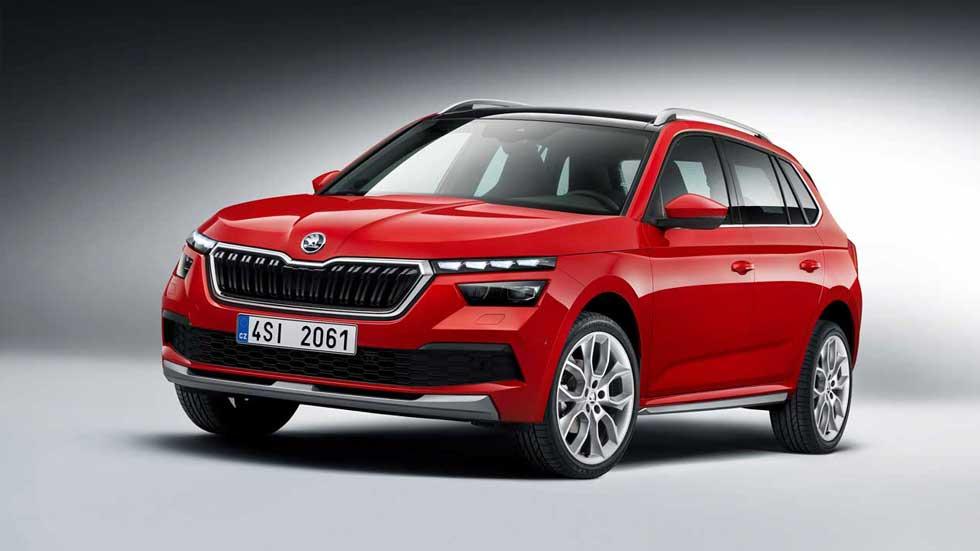 Skoda Kamiq: así es el nuevo SUV urbano hermano del Seat Arona