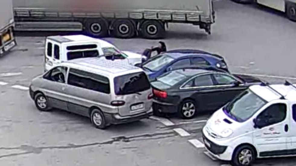 Vigila tu coche: así roban en áreas de servicio de toda España (VÍDEO)
