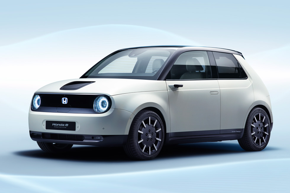 Honda e-Prototype: el nuevo coche eléctrico de Honda