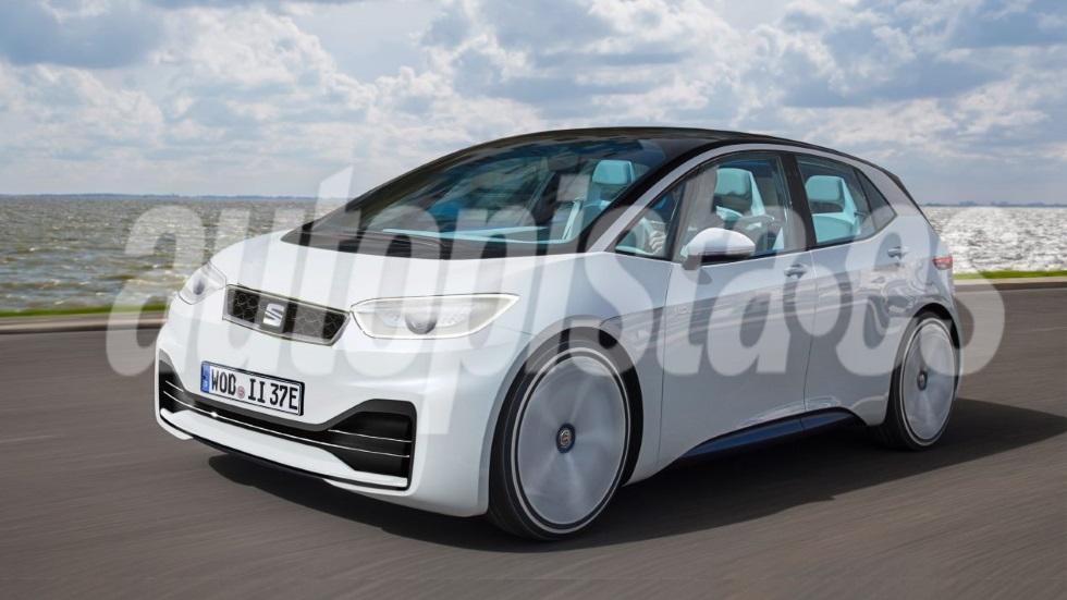 Seat e-Born 2020: así será el coche eléctrico de Seat, basado en el VW ID