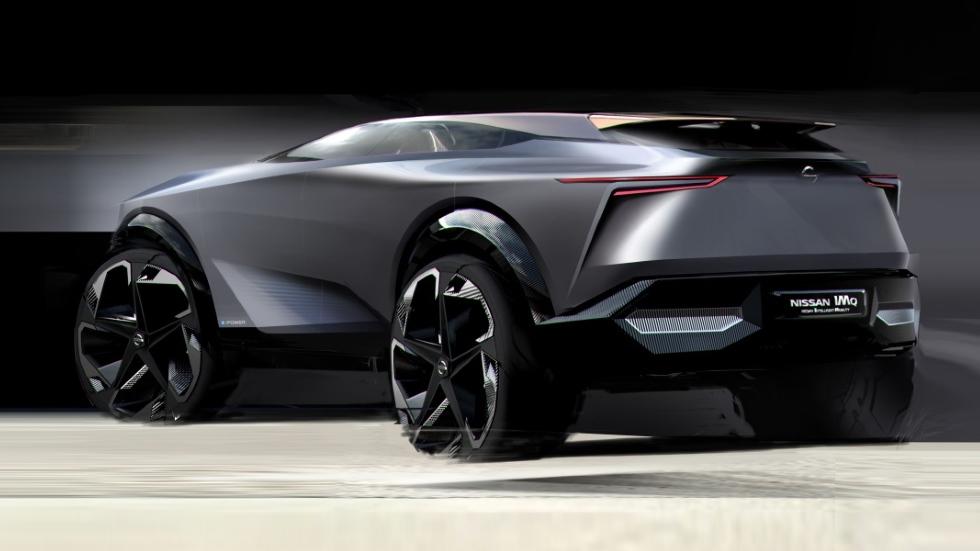 Nissan IMQ concept: ¿el anticipo del Qashqai 3 que llegará en 2020?