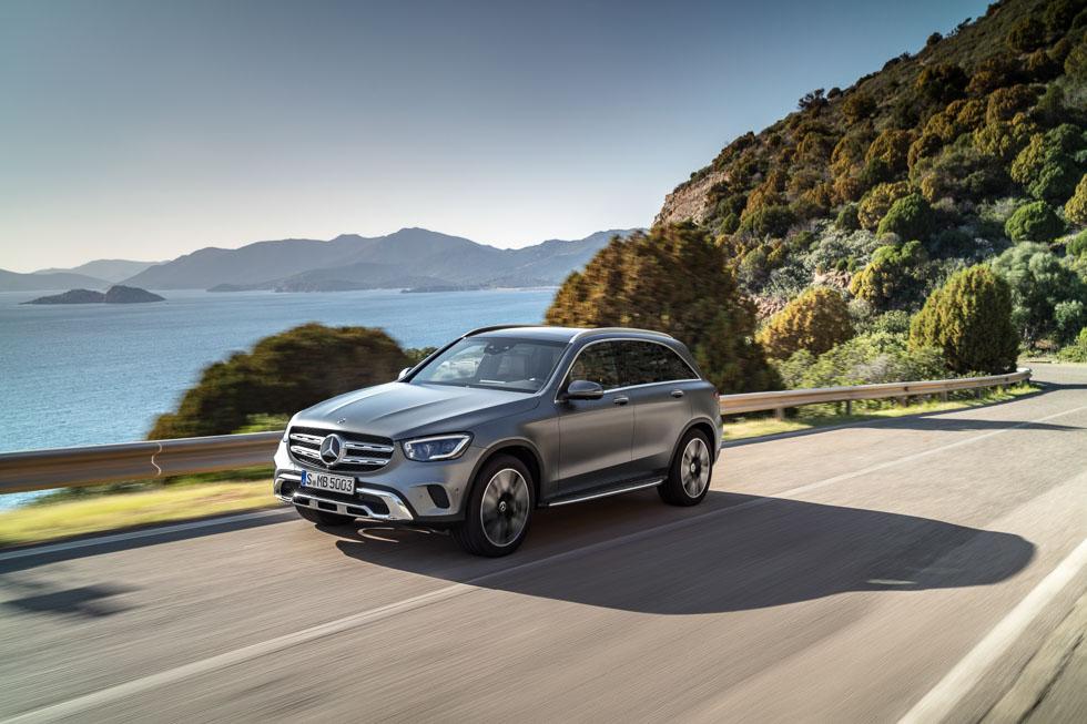 Oficial: Mercedes GLC 2019, todos los datos y fotos del nuevo SUV