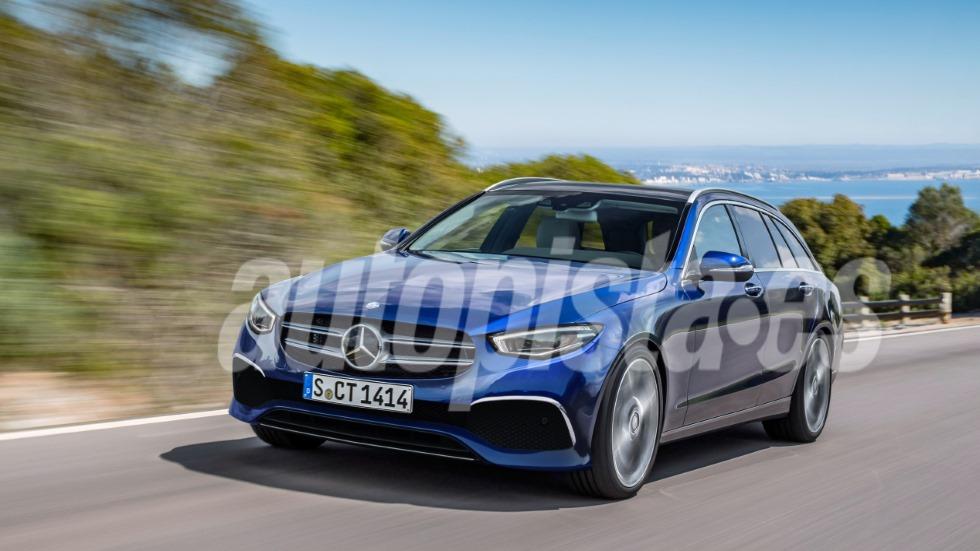 Mercedes Clase C 2020: todo sobre la nueva berlina que viene