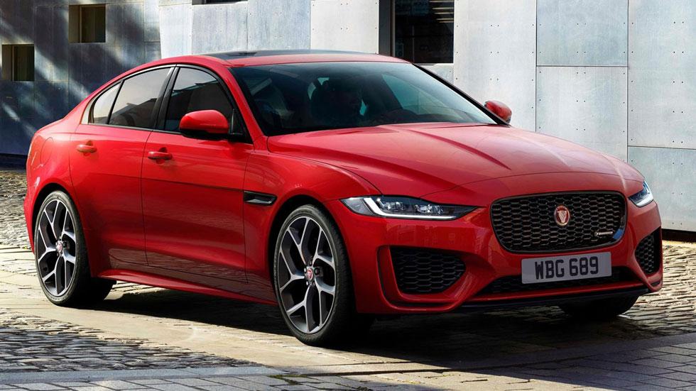 Jaguar XE 2019: la berlina, ahora más deportiva y tecnológica