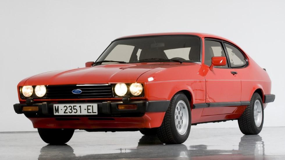 Ford Capri: fotos, historia y guía de compra del mítico deportivo