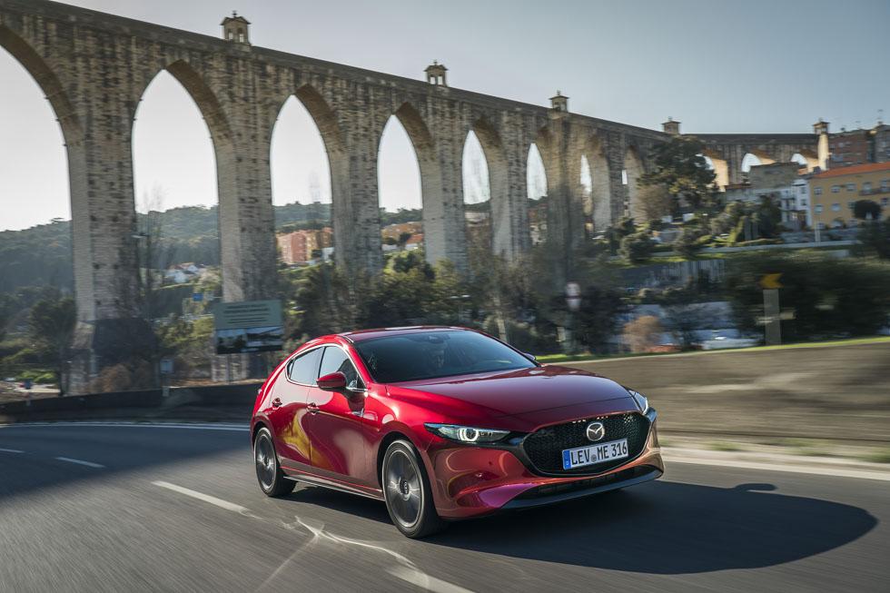 Mazda 3 2019: prueba, análisis y opiniones del nuevo compacto