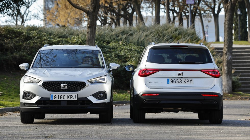 Seat Tarraco 1.5 TSI vs 2.0 TDI: el nuevo SUV, ¿mejor Diesel o gasolina?