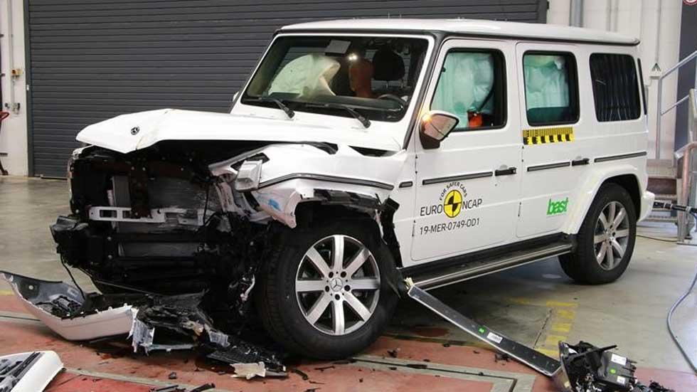 Nuevos test de Euro NCAP: la seguridad de Seat Tarraco, Honda CR-V y Clase G