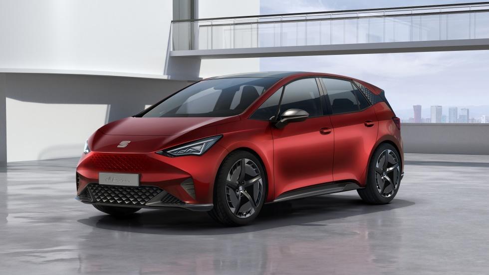 ¡Oficial! Seat El-Born: así será el nuevo compacto 100% eléctrico