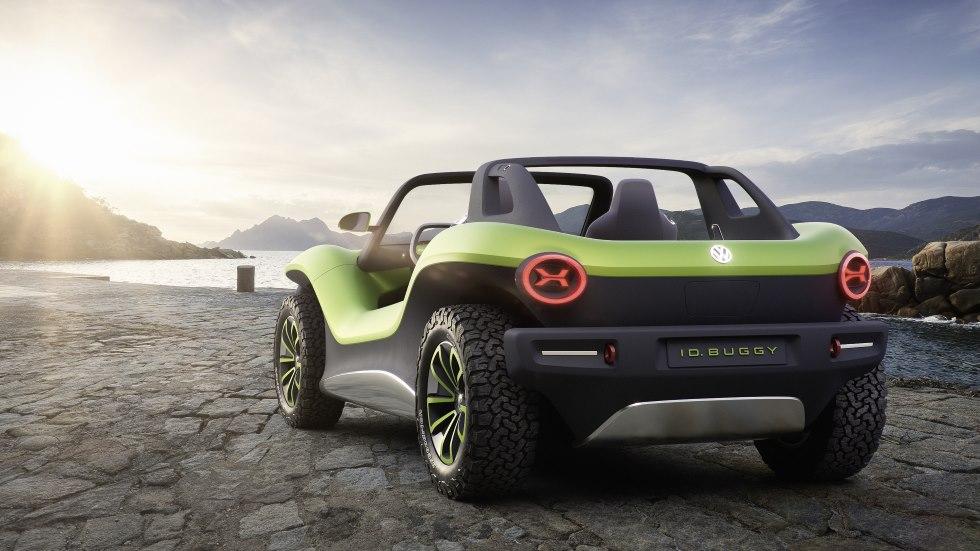 Volkswagen ID. BUGGY: de las dunas a la movilidad eléctrica