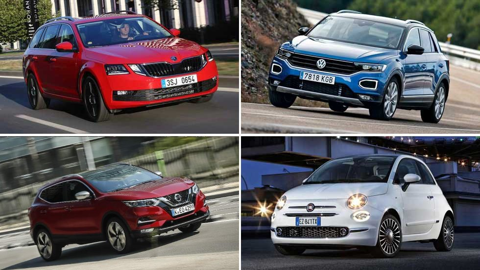 Los 25 coches y marcas con más ventas en Europa en 2019: análisis de mercados