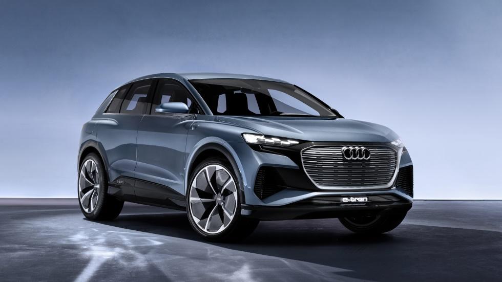 Audi Q4 e-tron Concept: todos los datos y fotos del nuevo SUV eléctrico