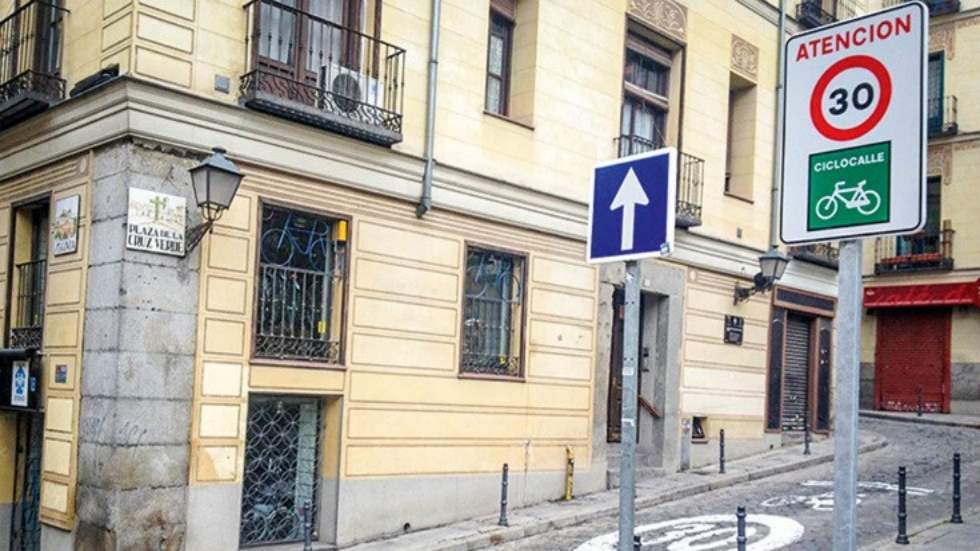 El Gobierno podría rebajar el límite a 30 km/h en ciudades antes de las elecciones