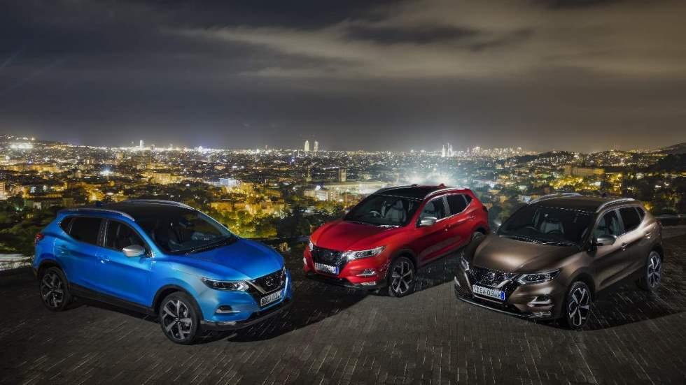 Los 10 coches y los 10 SUV más vendidos en España en febrero