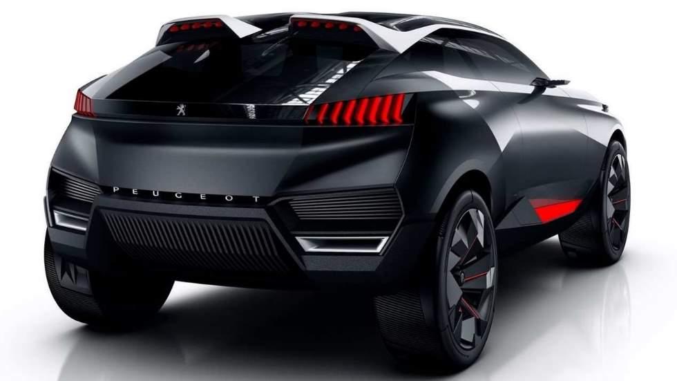 Peugeot 2008 2019: así será el nuevo SUV basado en el 208