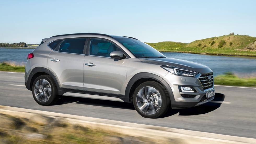 Hyundai Tucson Híbrido 48V: precios y datos del nuevo SUV con etiqueta ECO