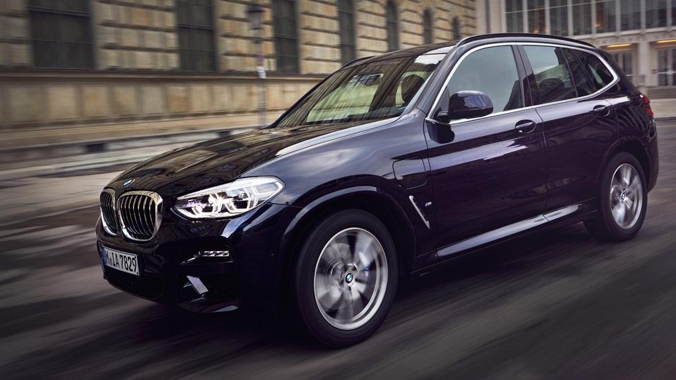 BMW X3 30e: el SUV alemán se hace híbrido enchufable