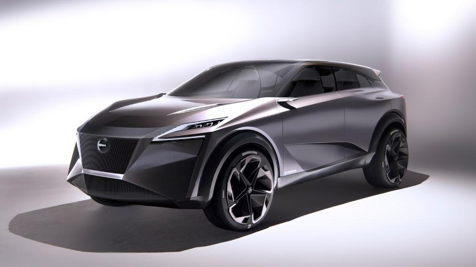 Nissan IMQ: explorando nuevas vías en la gama SUV