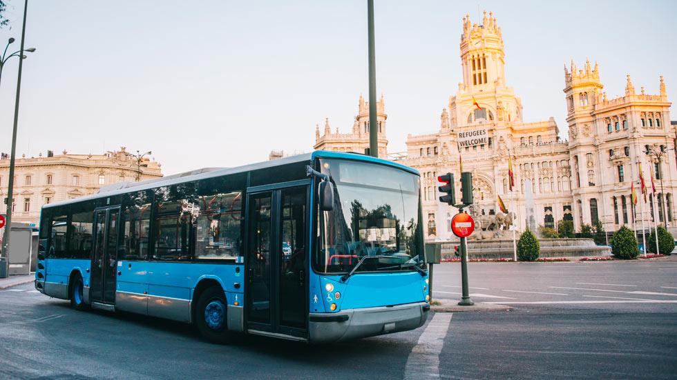 Los autobuses de la EMT de Madrid también dirán adiós al Diesel