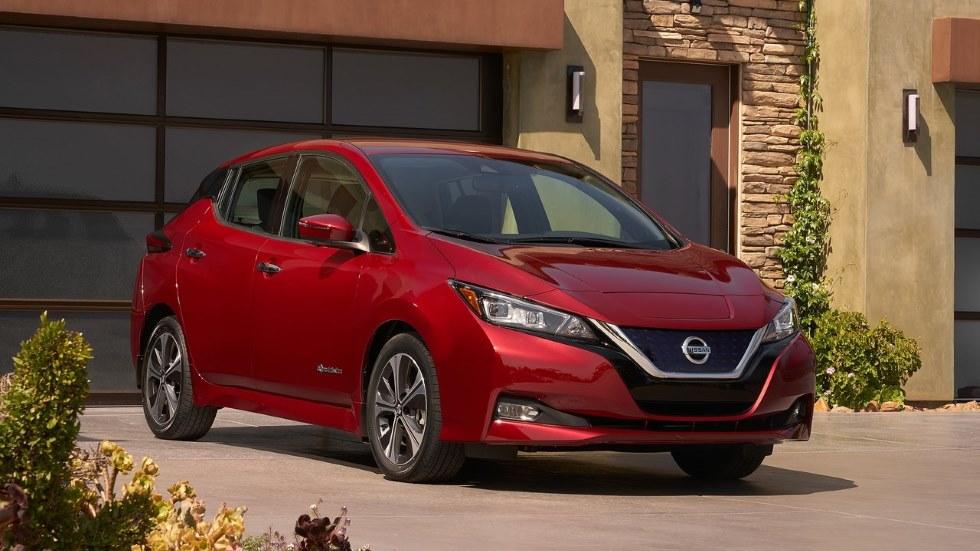 Nissan Leaf 2019: el popular eléctrico, ahora más barato que nunca