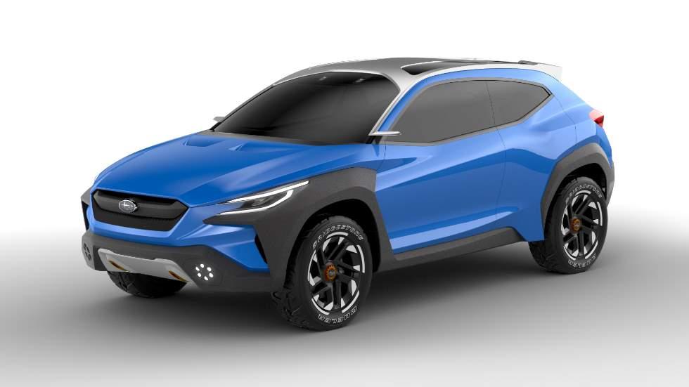 Subaru Viziv Adrenaline Concept, ¿será así el futuro SUV XV?