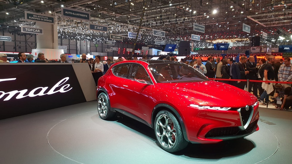 Alfa Romeo Tonale, así es el nuevo SUV compacto híbrido enchufable