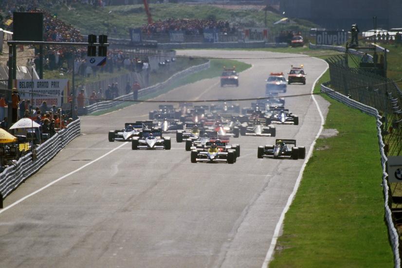 Fórmula 1: Holanda quiere entrar en el calendario de la F1