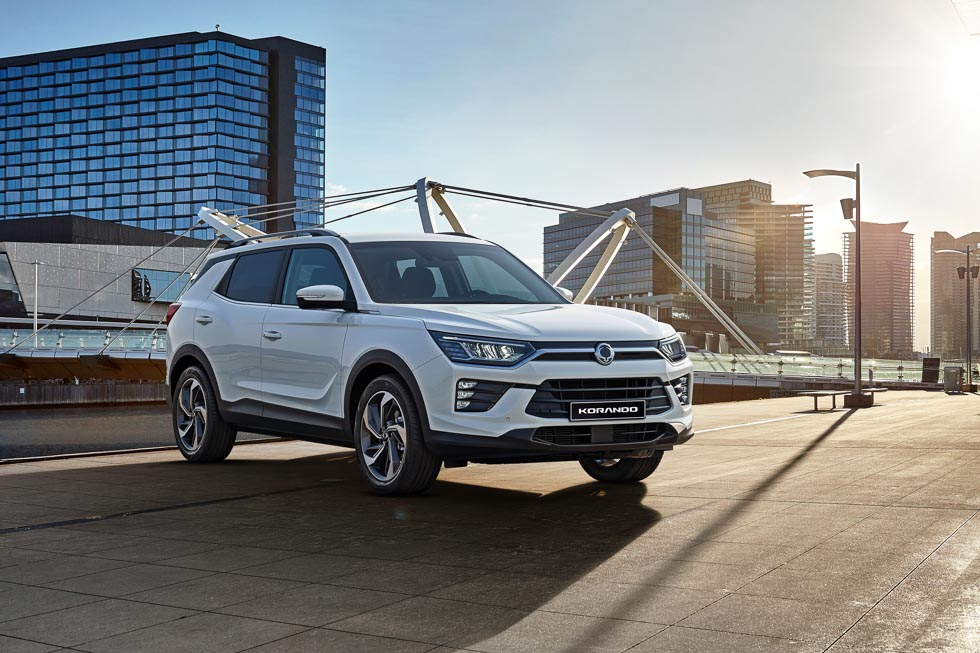 SsangYong Korando 2019: el SUV coreano se vuelve más eficiente y europeo