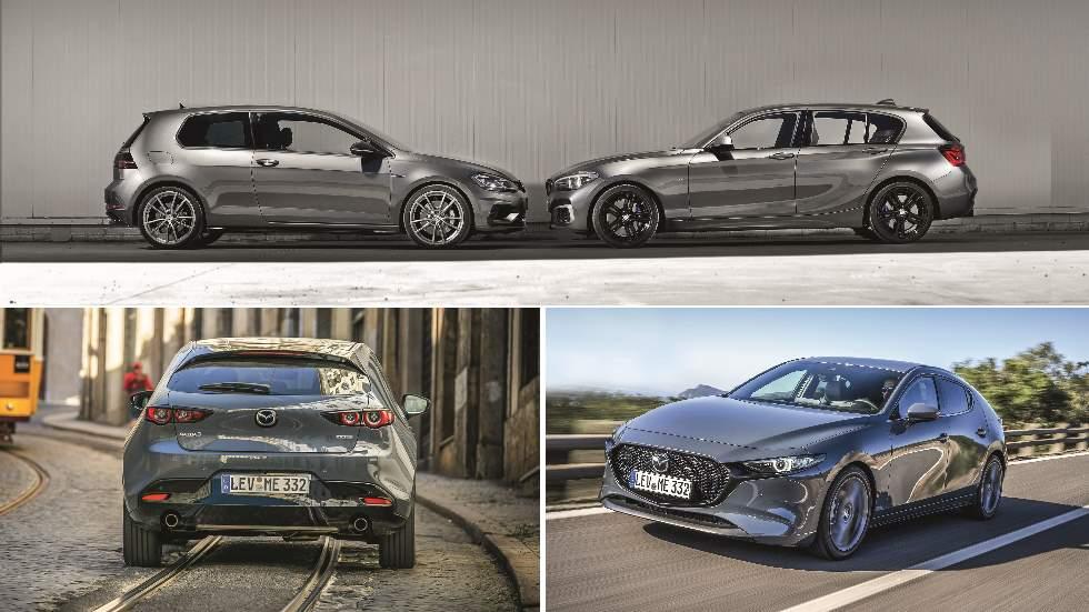 Revista Autopista 3091: a prueba los BMW M 140i, VW Golf R y nuevo Mazda3 2019