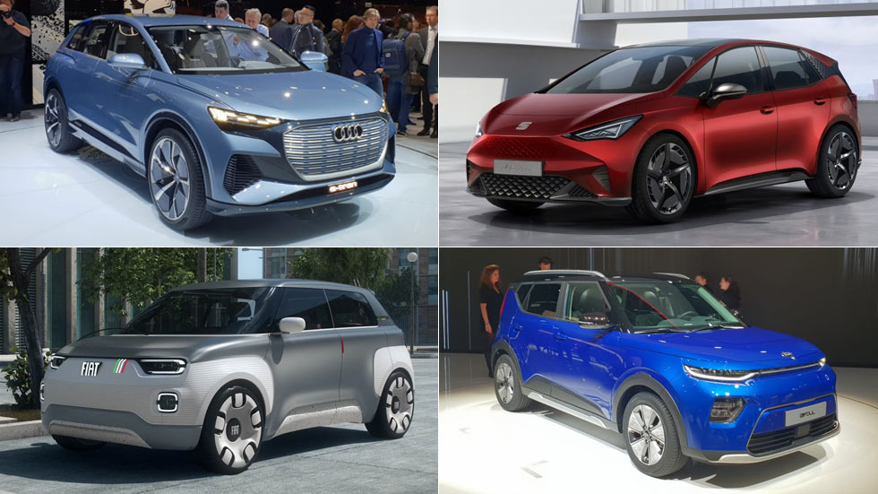 Salón de Ginebra 2019: los mejores coches eléctricos y ecológicos
