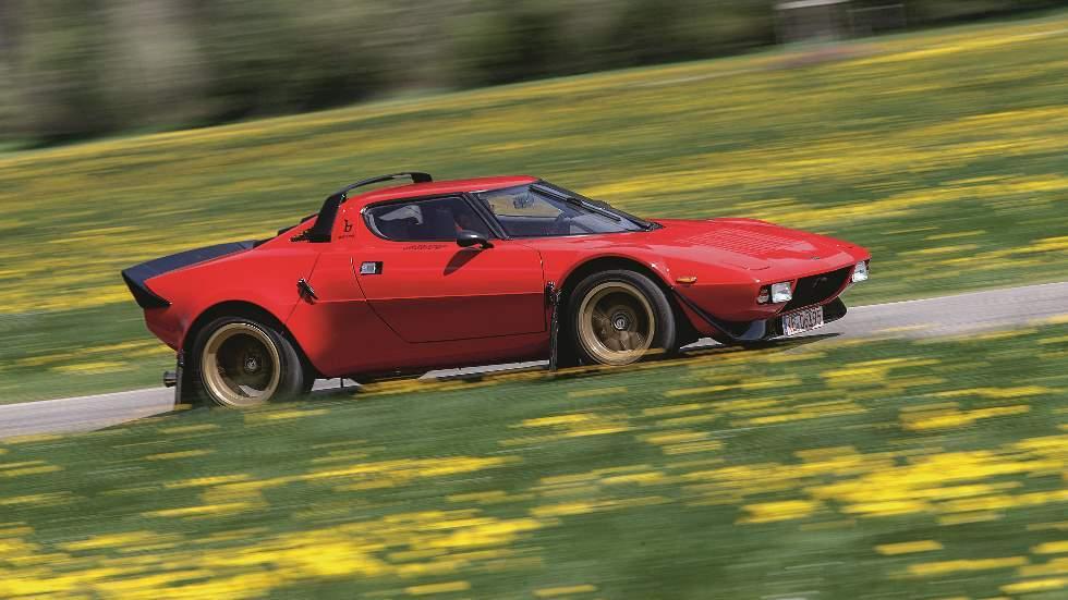 A prueba el Lancia Stratos Réplica ListerBell SRT: Euro 6 y por 85.000 euros