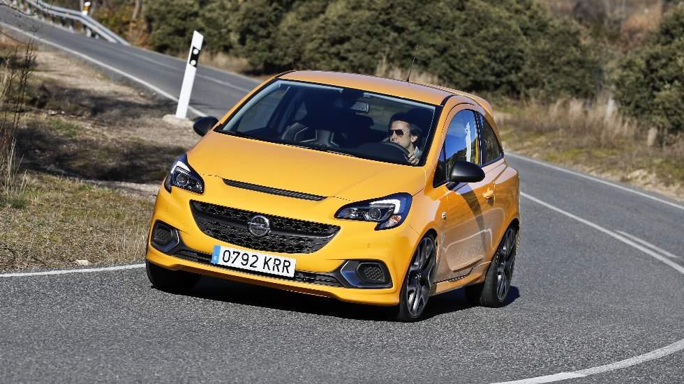 Opel Corsa GSi: a prueba un deportivo de bolsillo