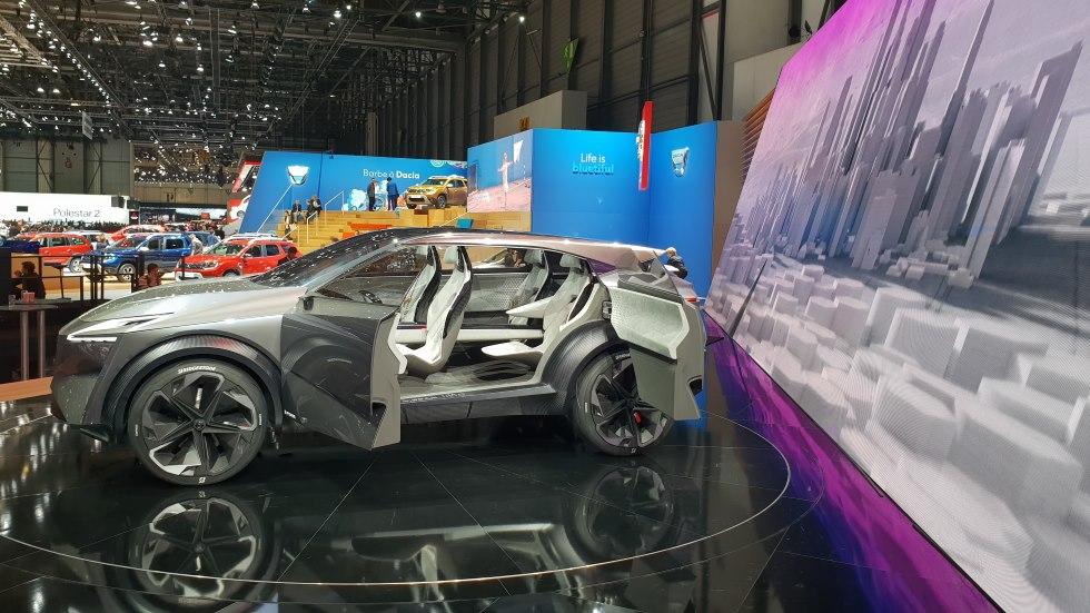 El Salón de Ginebra, en persona: ¡y el automóvil se abrió al mundo eléctrico!